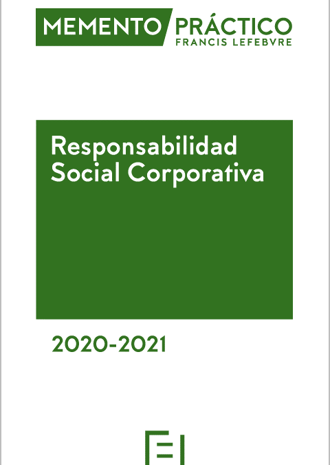 Nuevo memento práctico en Responsabilidad Social Corporativa